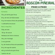 Receta Roscón